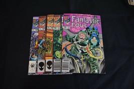 Fantastic Four Comic Lot 5 Books 283 284 287 288 289 FN VF She-Hulk - $6.73