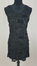 Twenty one women S/P black sleeveless dress club ware - $12.87