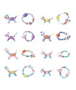 Girl Bracelet Twisted Pets Magic Tricks Animal Creative Elasticity Kid Toy  - $3.70