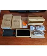 AT&T Samsung Galaxy S5 Android phone black 16GB factory box sm-g900a - $123.75