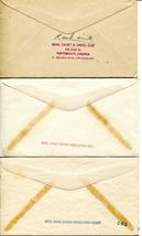 Marine US Army American Red Cross WWII Navy Military Cover Postage Collection image 3