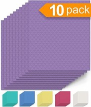 Swedish Dishcloth Cellulose Sponge Cloths - Bulk 10 Pack of Eco-Friendly No Odor