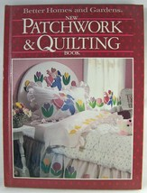 Better Homes & Gardens Patchwork & Quilting Book 1987 Sewing Crafts Home... - $7.37