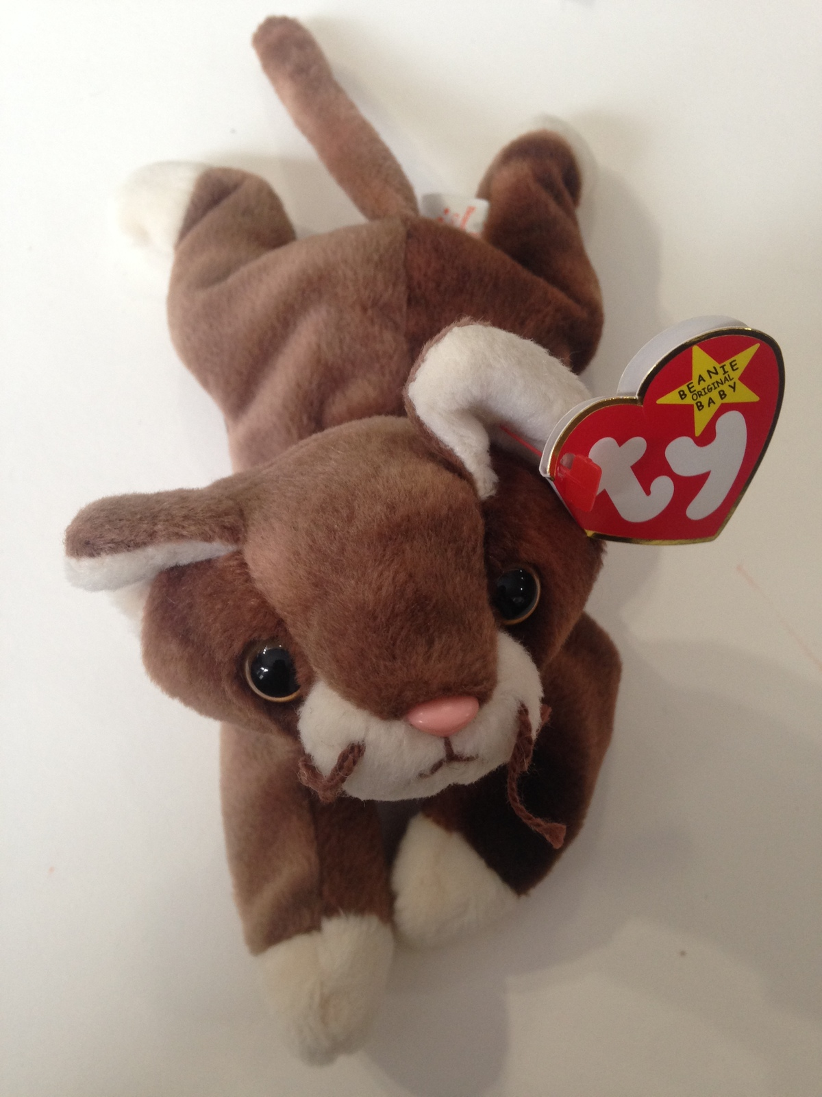 e96fa6e28ba Pounce Beanie Baby Retired 1997 and 50 similar items. Img 5753