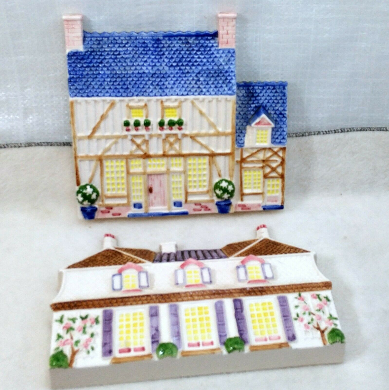 Sigma Taste Setter House Wall Plaques Set of 2 Wall Hangings