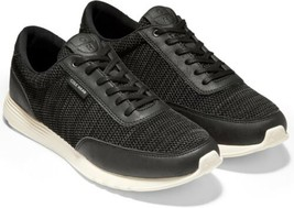 Cole Haan Men's Grand Crosscourt Knit Black Runner Sneaker | Size 9 | C29916 - $67.32