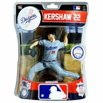 Clayton Kershaw LA Dodgers Imports Dragon Figure MLB NIB Series 40 Los A... - $25.98
