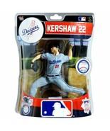 Clayton Kershaw LA Dodgers Imports Dragon Figure MLB NIB Series 40 Los A... - $25.98