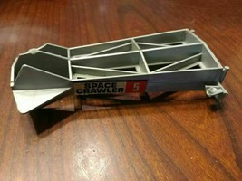 Vintage 1960s Mattel Toys Matt Mason Space Crawler Part Piece Only DAMAGED - $22.74