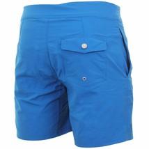 Lacoste Men's Premium Surf Swim Trunks Board Shorts Laser Blue size XL image 2