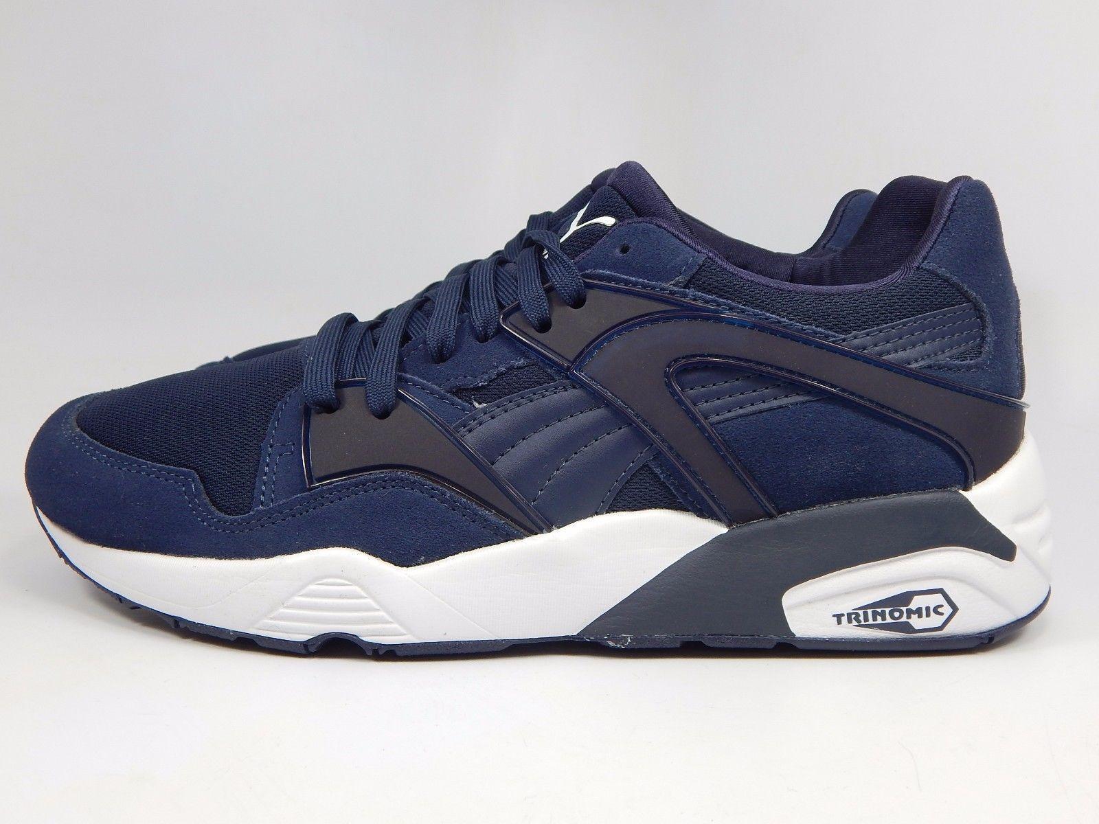 Puma Blaze Men's Running Shoes Size US 10 M (D) EU 43 Peacoat Blue 36013503
