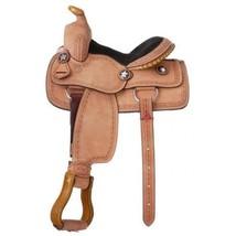 Pony-Cowboy Roughout Pony Saddle - $217.99+