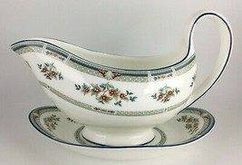 Wedgwood Hampshire R4668 Gravy boat and under plate - $115.00