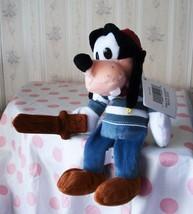 Disneyland Pirate Goofy Bean Bag Plush~Not Disney Store~Mint Collectible~Retired - $28.90
