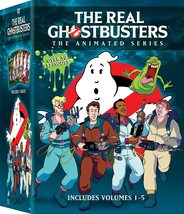The Real Ghostbusters Complete Collection 25 DVD - $240.00