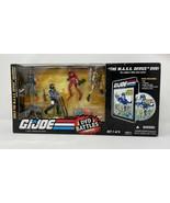 G.I. JOE The M.A.S.S. Device DVD Battles 4 Figure Pack Set 1 - Hasbro 20... - $68.60