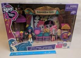 My Little Pony Equestria Girls Movie Theater Playset w/ Juniper Montage ... - $48.00