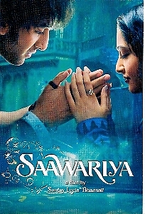 Postcard from the movie Saawariya