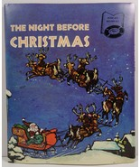 The Night Before Christmas by Clement C. Moore Book and Record Set - $10.99