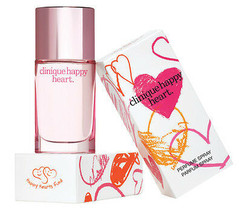 Clinique Happy Heart Perfume Parfum Spray Womans SeXy Scent Limit Ed NEW... - $27.73