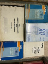 1991 CHEVY R/V P Models Suburban Blazer TRUCK Service Shop Repair Manual... - $168.25