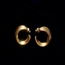 Monet Earrings For Pierced Ears Gold - $9.36