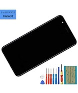 LCD Display Compatible with Huawei Honor 8 Replacement Display Touch Dig... - $61.93