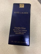 Estee lauder Double Wear Stay IN Place Makeup 5C2 Sépia 1 OZ / 30 ML Bnib - $28.58