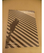 Sotheby's Photography Auction Catalog of 236 lots from September 2014 NF - $22.00