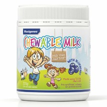 Maxigenes Chewable Milk With Blueberry 150 Tablets - $86.56