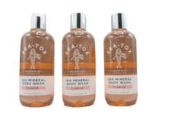 (Set of 3) Bath & Body Works Sea-Tox Sea Mineral Body Wash * Mermaid App... - $69.99