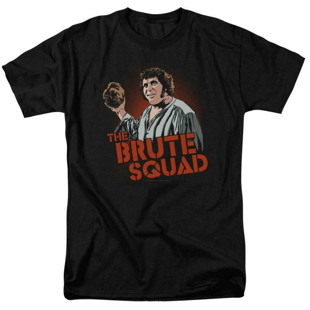 The Princess Bride retro t-shirt 80's comedy The Brute Squad graphic tee PB114