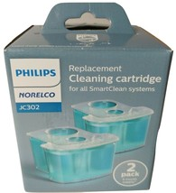 Philips Norelco Smart Clean Replacement Cartridge (2 pack), JC302/52 - $16.99