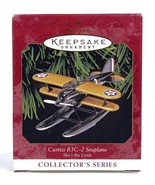 Hallmark 1999 Curtiss R3C-2 Seaplane Sky's the Limit Ornament NIB Third ... - $18.12