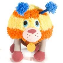 "Squibbles Plush 5"" Doc McStuffins Disney Store Dog  Orange Blue Stuffed ... - $15.73"