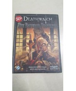 Deathwatch RPG: The Emperor Protects by Andrea Gausman - $18.00