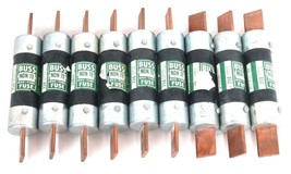 NEW BUSSMANN BUSS NON70 ONE TIME FUSE 250VOLTS NON-70 - LOT OF 9