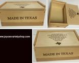 Texas wood box small web collage thumb155 crop