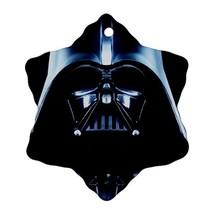 Star Wars Darth Vader Procelain Ornaments (Snowflake) Christmas - $6.99