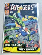 The Avengers #31 Silver Age Collectible Comic Book Marvel Comics! - $43.99