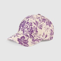 $405 Nwt Gucci Baseball Cap Herbarium Hat Authentic S M L - $160.00