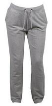 Bench Bâton Pantalon Femmes Coton Extensible Sweats Survêtement Gris Bruyère