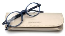 NEW GIORGIO ARMANI AR 7008 5008 Blue EYEGLASSES FRAME 48-19-140 B36mm Italy - $132.29
