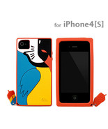 Case-Mate Apple iPhone 4/4s Phone Protection Parrot Bird Protector Cell ... - $9.89