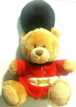 Pipp the Bear and Friends Royal Guard Stuffed Bear London Souvenir Keel ... - $15.00