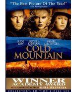 Cold Mountain (DVD, 2004, 2-Disc Set, Special Edition) - LN - €6,53 EUR