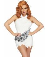 Leg Avenue Substrato Roccioso Babe Wilma Flintstone Adulto Da Costume Halloween - $46.93
