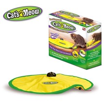 Motorized Wand Cat Toy Automatic 30 Minute Shut Off 3 Speed - $36.59