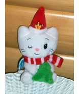 "HELLO KITTY Special Cousin ""Angel Cat Sugar"" Promotional 9"" Holds Xmas Tree - $19.95"