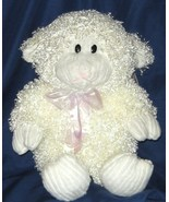 Commonwealth Plush Curly Wool Lamb New w/o Tag - $9.00